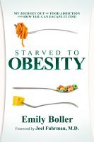 Starved to Obesity PDF