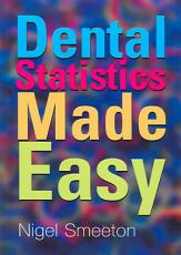 Dental Statistics Made Easy PDF