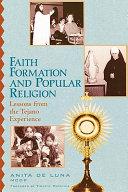 Faith Formation and Popular Religion