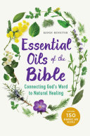 Essential Oils of the Bible Book