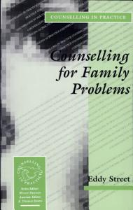 Counselling for Family Problems PDF