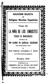 La niña de los embustes, Teresa de Manzanares: novela de Alonso de Castillo Solórzano