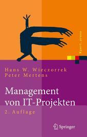 Management von IT-Projekten: Von der Planung zur Realisierung, Ausgabe 2