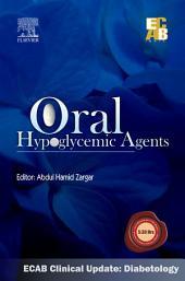 Oral Hypoglycemic Agents - ECAB