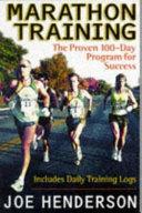 Marathon Training PDF