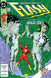 The Flash (1987-) #43