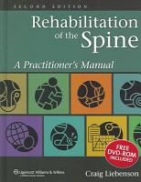 Rehabilitation of the Spine PDF