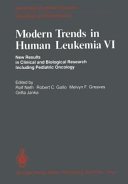 Modern Trends in Human Leukemia VI