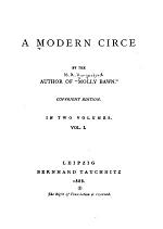 A Modern Circe