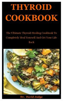 Thyroid Cookbook Book PDF
