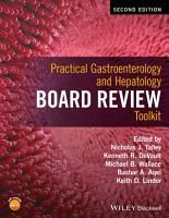 Practical Gastroenterology and Hepatology Board Review Toolkit PDF