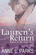 Lauren's Return