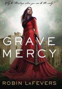 Grave Mercy Book