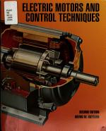 Electric Motors   Control Techniques PDF