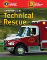 Fundamentals of Technical Rescue PDF