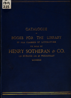 A Catalogue of Superior Second hand Books in Literature  Science  and the Fine Arts PDF