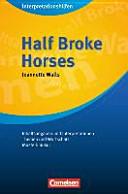 Half Broke Horses Interpretationshilfe PDF