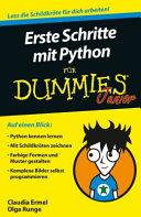 Erste Schritte mit Python f  r Dummies Junior PDF
