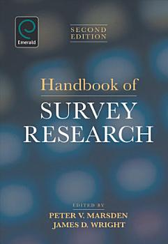 Handbook of Survey Research PDF