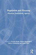 Regulation and Planning