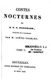 Contes fantastiques: Volume1
