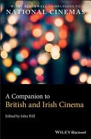 A Companion to British and Irish Cinema PDF