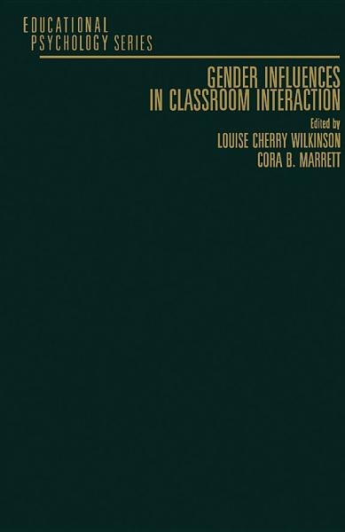 Gender Influences in Classroom Interaction