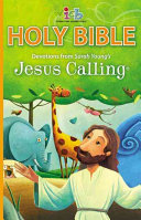ICB Jesus Calling Bible for Children Book