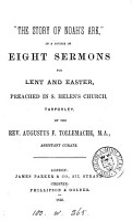 The story of Noah s ark   in 8 sermons PDF