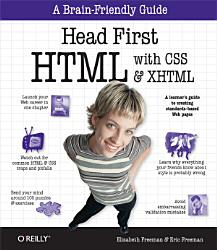 Head First Html With Css Xhtml Book PDF