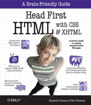Head First HTML with CSS   XHTML PDF