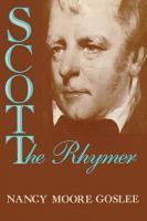 Scott the Rhymer PDF