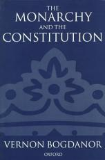 The Monarchy and the Constitution PDF