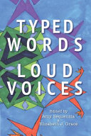 Download Typed Words  Loud Voices Book