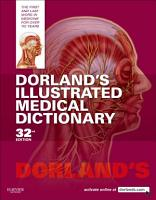 Dorland s Illustrated Medical Dictionary E Book PDF
