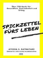 Spickzettel f  rs leben PDF