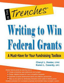 Writing to Win Federal Grants