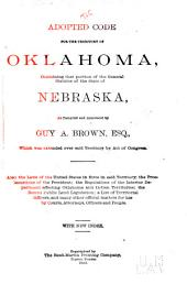Oklahoma Manual of Legal Blank Forms