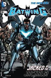 Batwing (2011-) #10