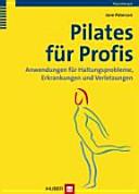 Pilates f  r Profis PDF