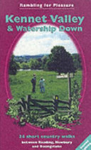 Kennet Valley and Watership Down Book