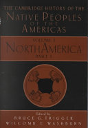 The Cambridge History of the Native Peoples of the Americas: North America