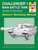 Challenger 1 Main Battle Tank 1983 2001  FV 4030 4 Model