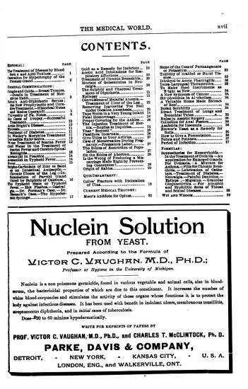 The Medical World PDF