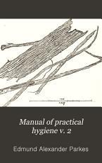 Manual of practical hygiene v  2 PDF