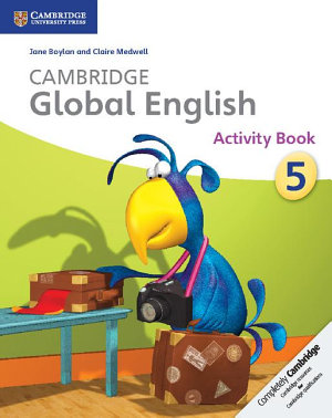 Cambridge Global English Stage 5 Activity Book PDF