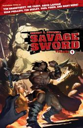 Robert E. Howard's Savage Sword Volume 1: Issues 1-4
