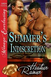 Summer's Indiscretion [Divine Creek Ranch 7]