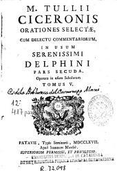 M. Tullii Ciceronis ... [Opera]