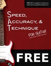 Speed, Accuracy & Technique: FREE